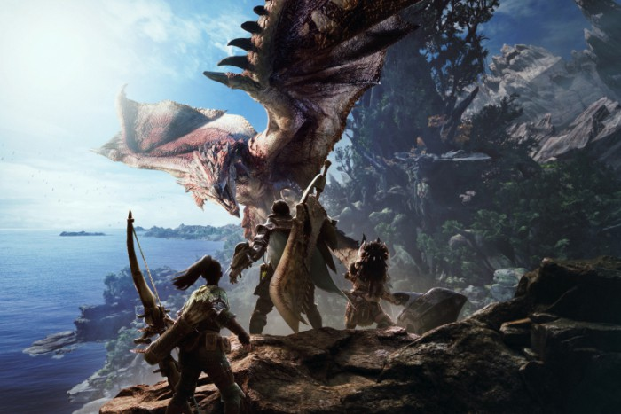 Monster Hunter: World se exhibe en 23 minutos de gameplay