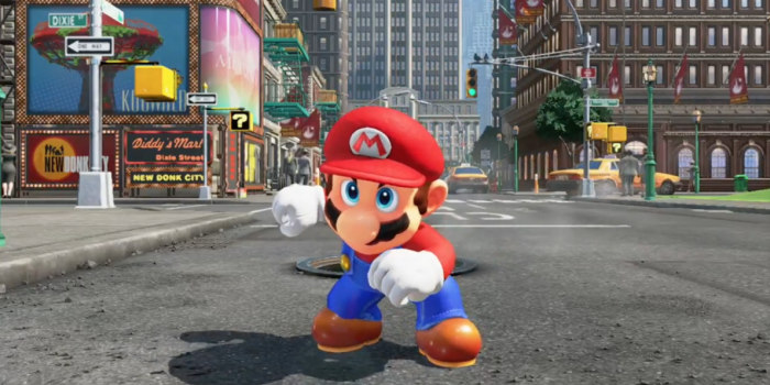 Noviembre podría ser el mes de Super Mario Odyssey