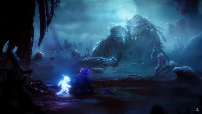 [E3 17] Ori and the Will of the Wisps, la belleza se encarna en plataformas