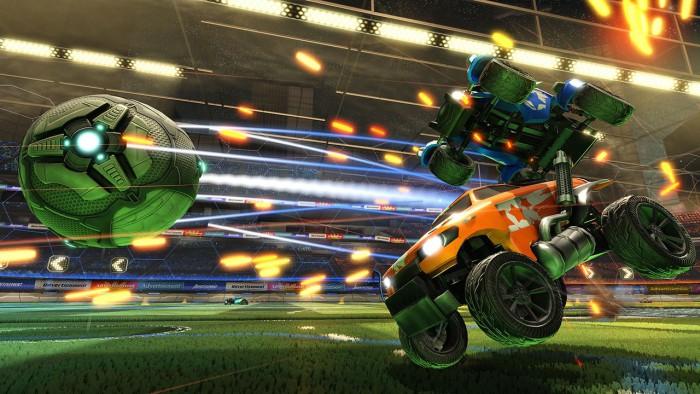Rocket League y The Division: juega gratis este fin de semana en Steam