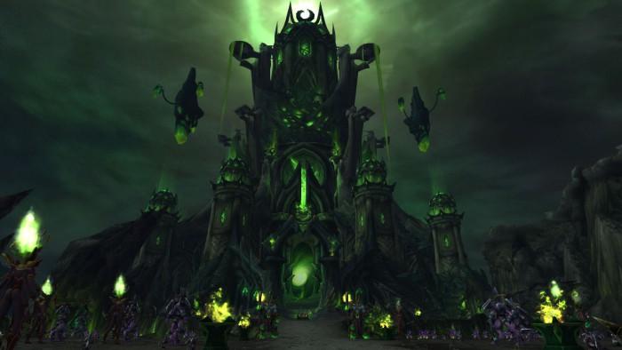 World of Warcraft Legion: explora la Tumba de Sargeras con el parche 7.2