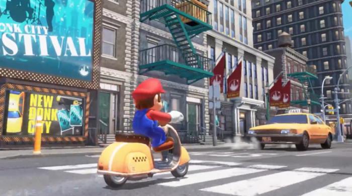 [E3 17] Nintendo: Super Mario Odyssey, Pokémon principal en Switch, Metroid Prime 4 y más…