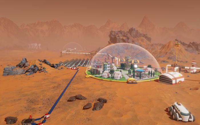 De Tropico a Surviving Mars, el nuevo juego de gestión de ciudades de Haemimont Games