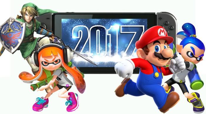 Nintendo Mas Juegos Para Switch Potentes Apoyo A 3ds Hasta 2018 Y
