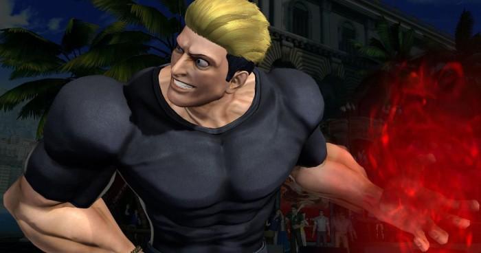 The King of Fighters XIV le da la bienvenida a Ryuji Yamazaki