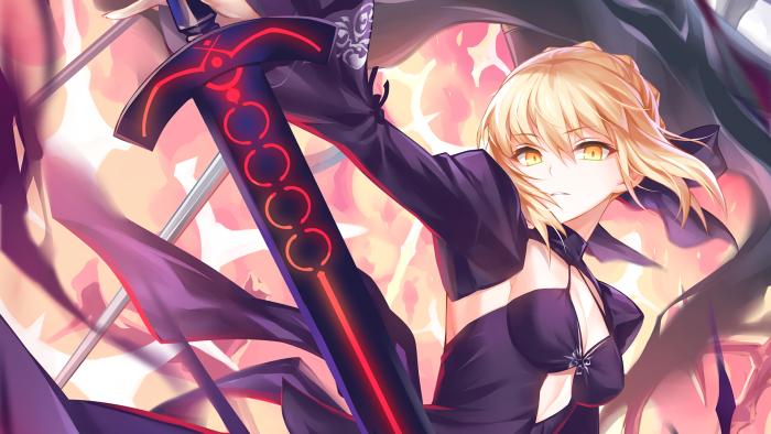Fate/Grand Order enseña su primer tráiler