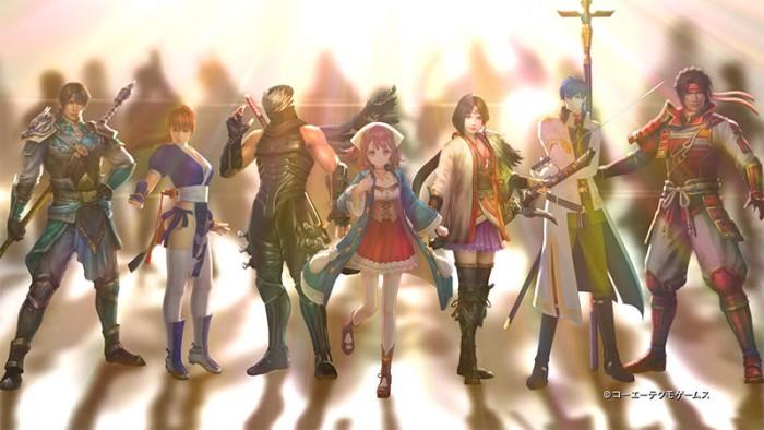 Koei Tecmo convence a los japoneses con sus novedades