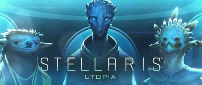 Stellaris: Utopia aterriza en el universo de Paradox