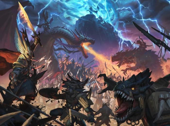 Total War: Warhammer II lleva la guerra al Nuevo Mundo