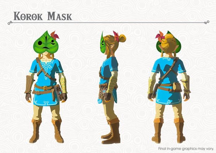 Zelda: Breath of the Wild detalla los contenidos de su primer DLC