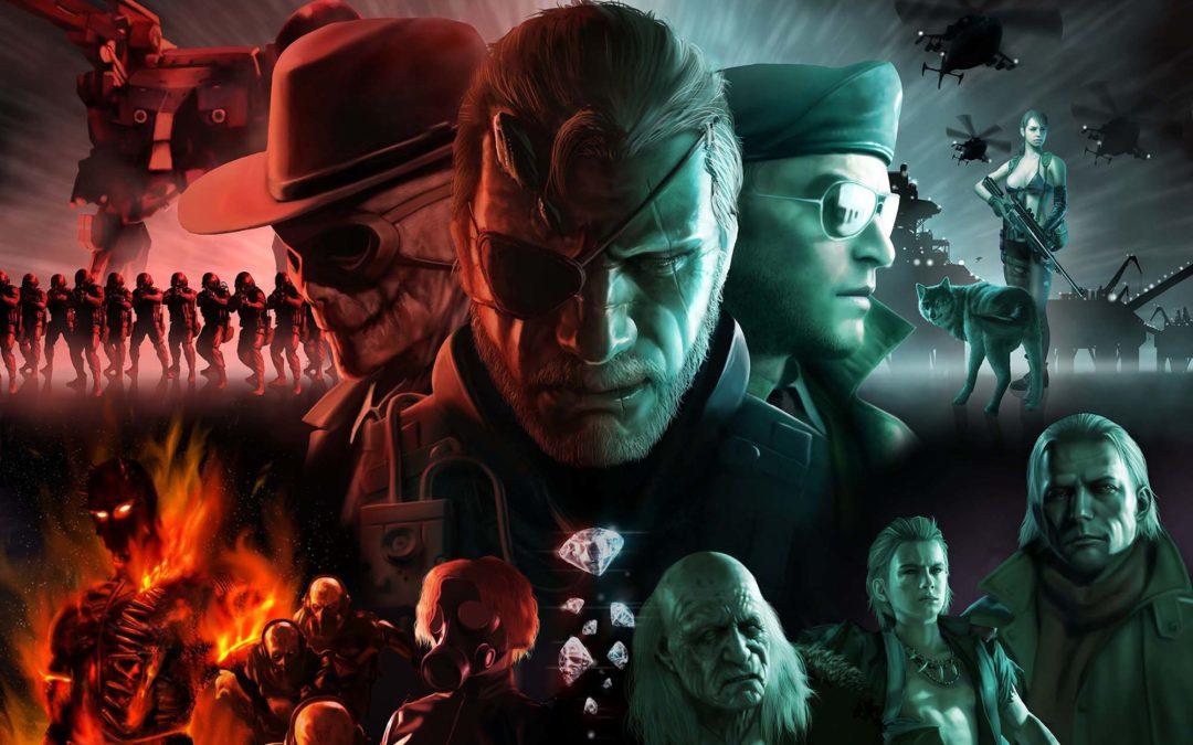 Metal Gear Solid V y Amnesia: Collection entre los juegos de PS Plus para octubre