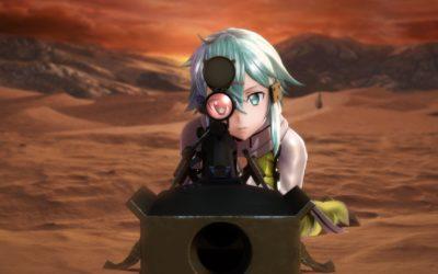 Sword Art Online: Fatal Bullet revela nuevos detalles en un tráiler