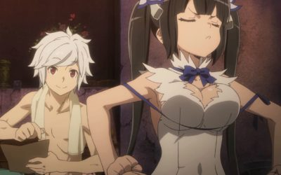 5pb revela gameplay de Is it Wrong to Try to Pick Up Girls in a Dungeon?