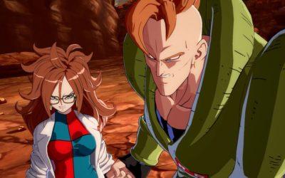 Dragon Ball FighterZ muestra más del Androide 21
