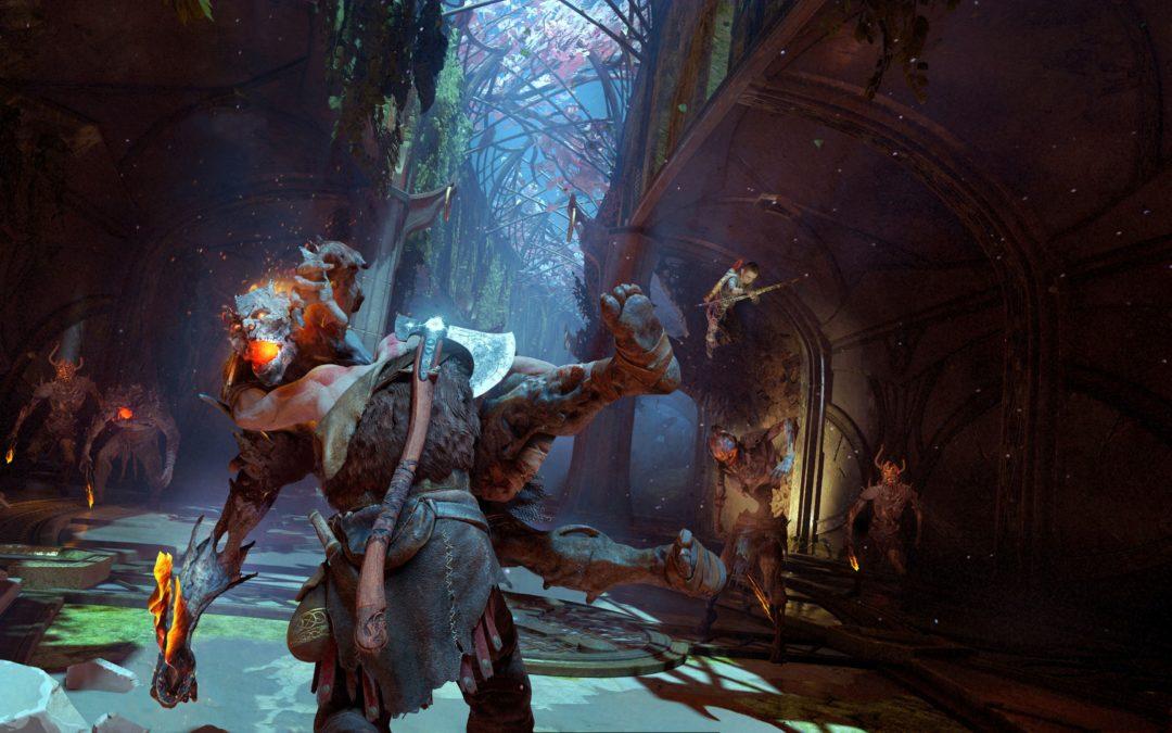 Sony Interactive Entertainment publica un nuevo vídeo sobre God Of War