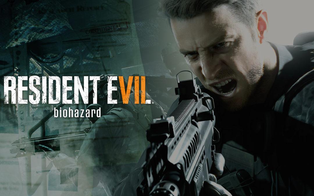 """3 nuevas imágenes para """"Not a Hero"""", DLC gratuito de Resident Evil VII"""