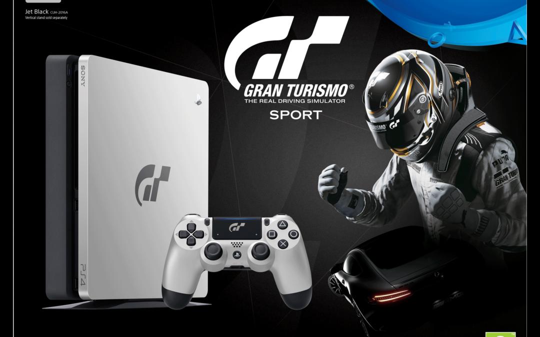 Anunciados packs de PS4 y Gran Turismo Sport