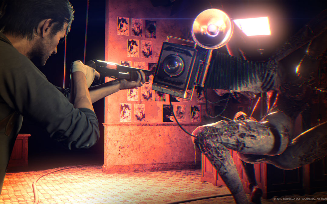 Terror, supervivencia y arte en The Evil Within 2