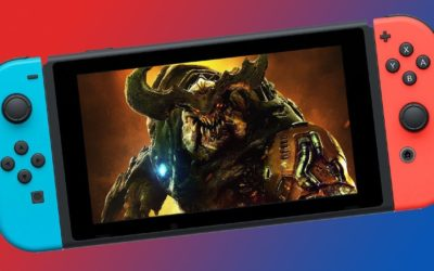 DOOM se muestra en movimiento en Nintendo Switch