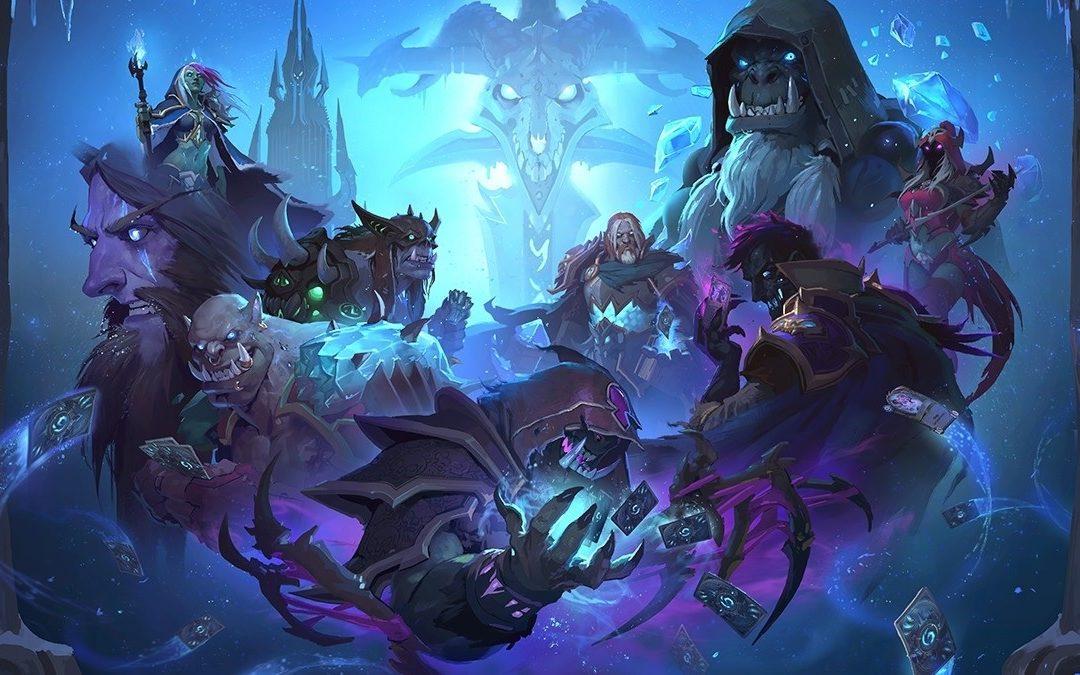 Análisis Hearthstone: Caballeros del Trono Helado