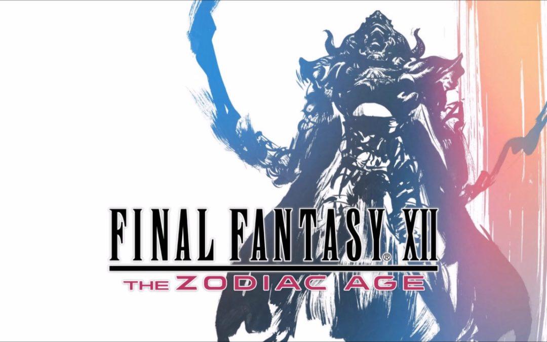 Análisis Final Fantasy XII The Zodiac Age (PS4)