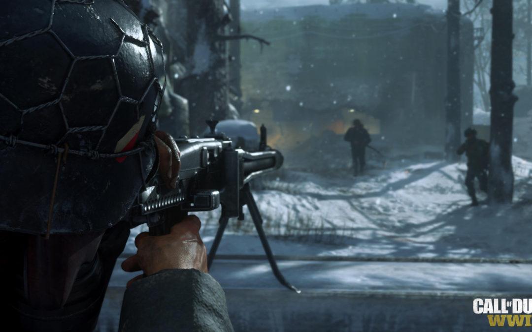 Call of Duty WWII y PS4: serán necesarios 80 GB en disco duro