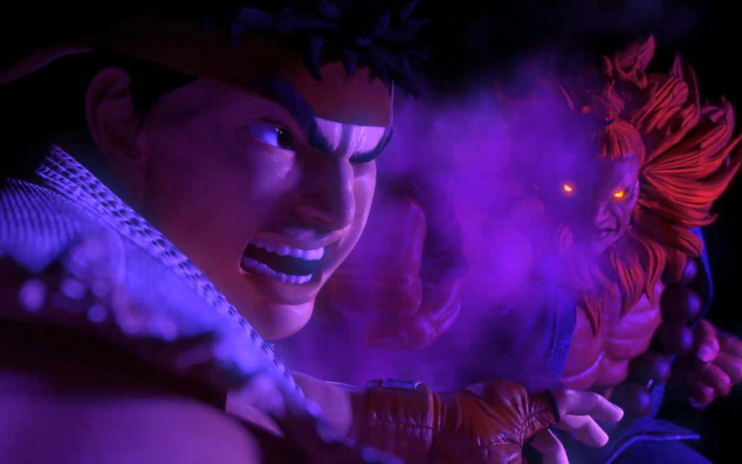 Street Fighter V: Arcade Edition anunciado para Playstation 4 y PC
