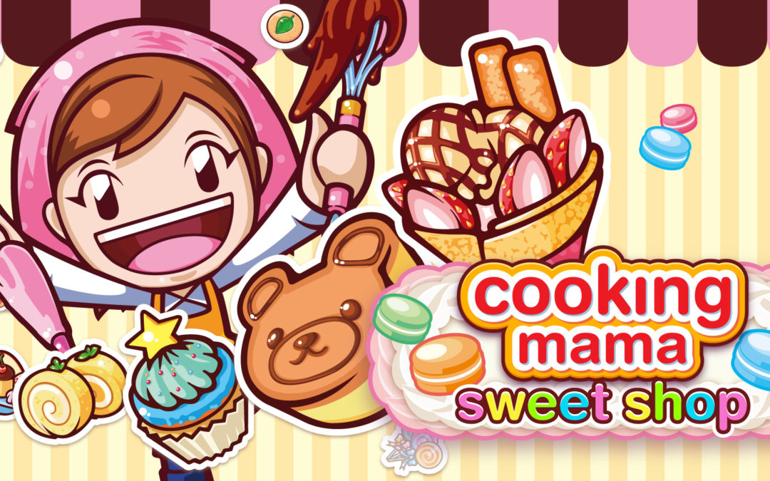 Análisis Cooking Mama: Sweet Shop
