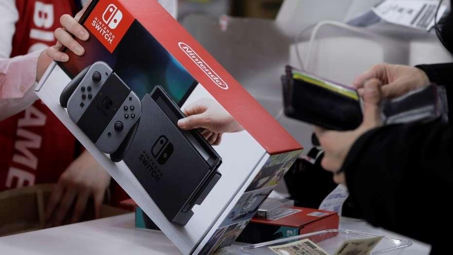 Nintendo: 7,63 millones de Switch, 4,7 millones para Zelda y más de dos para SNES mini y Mario