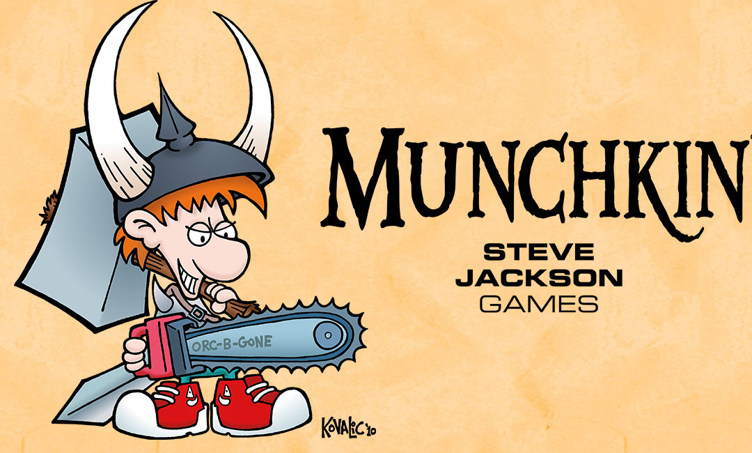 El popular Munchkin se lanzará en formato digital