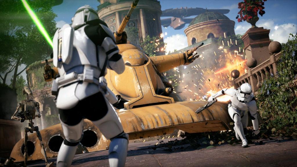 El modo Historia de Star Wars Battlefront II solo durará entre 5 y 7 horas
