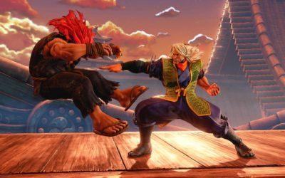Zeku concluye la actual temporada de personajes en Street Fighter V