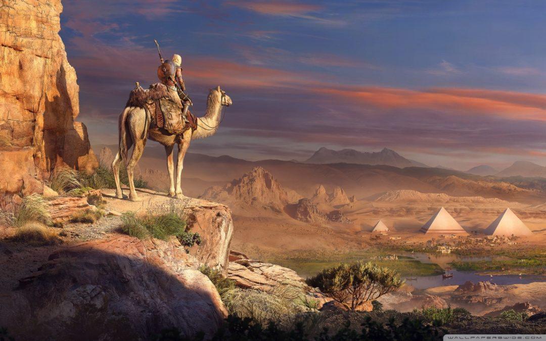 La creación del Credo en Assassin's Creed Origins