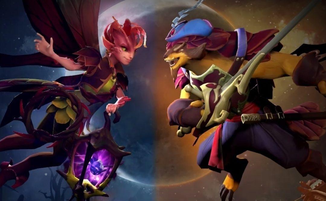 Dota 2 introduce dos nuevos héroes con su actualización Dueling Fates