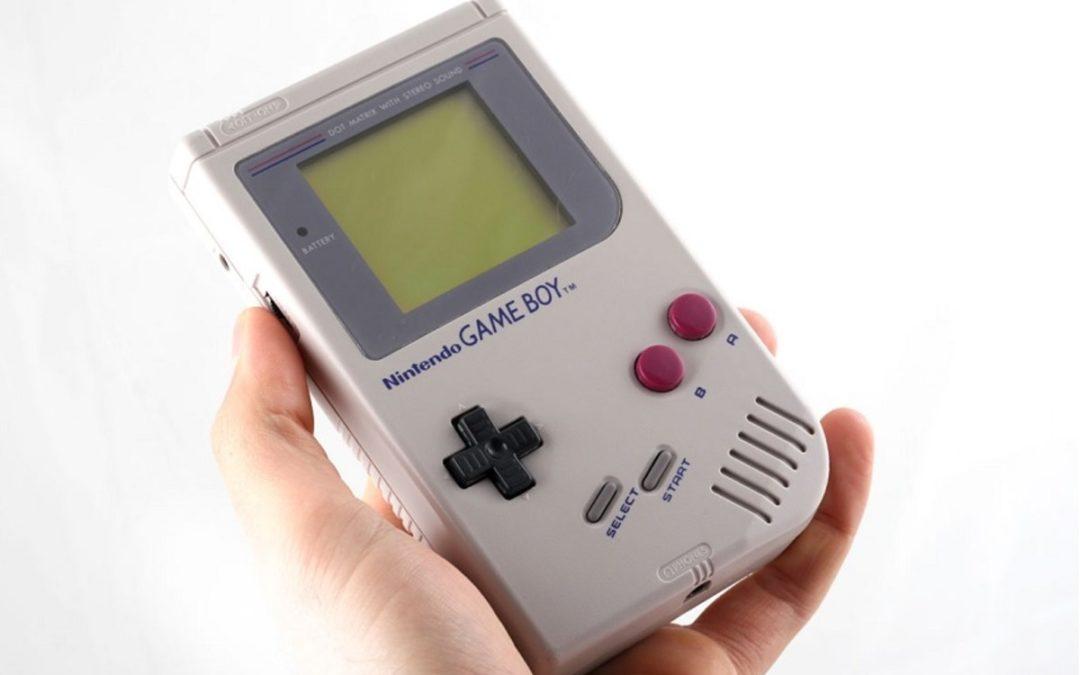 Posible Game Boy Classic Mini en camino