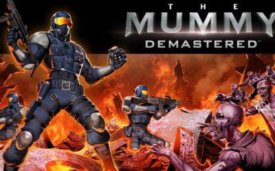 The Mummy: Demastered (metroidvania) a la venta el 24 de octubre