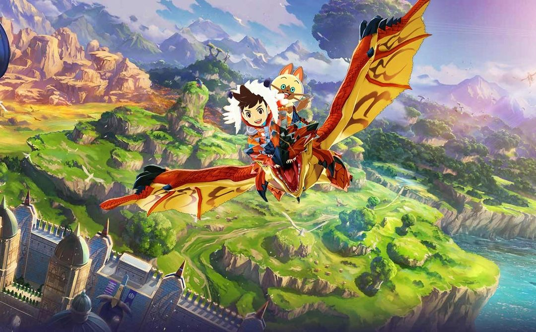 Monster Hunter Stories: la simbiosis entre humanos y animales