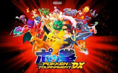 Análisis Pokkén Tournament DX