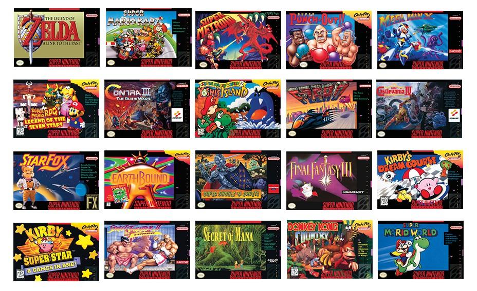 ¿Qué juegos añadirías en SNES mini? Los desarrolladores japoneses lo tienen claro