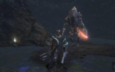 Bloodborne, enemigo mostrado en 2014 se descubre ahora en el juego