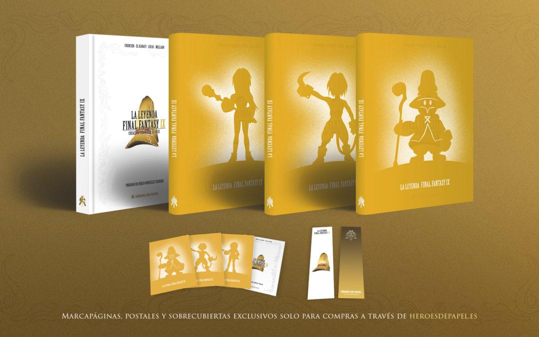 La Leyenda de Final Fantasy IX llega en Diciembre