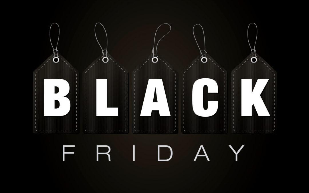 Resumen de ofertas para Black Friday