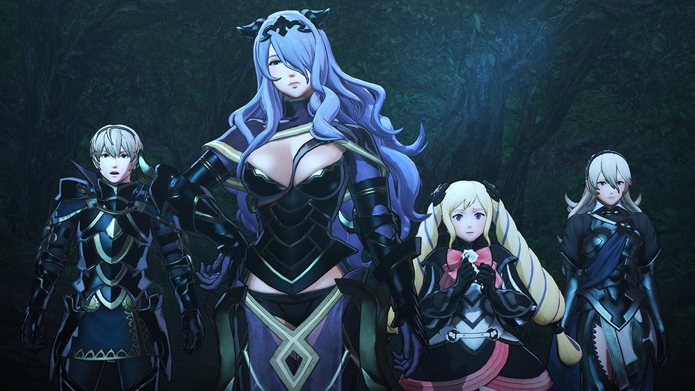 Fire Emblem: Warriors y la ausencia de romance