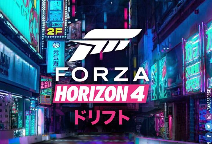 Forza Horizon 4 podría ambientarse en Japón (Rumor)