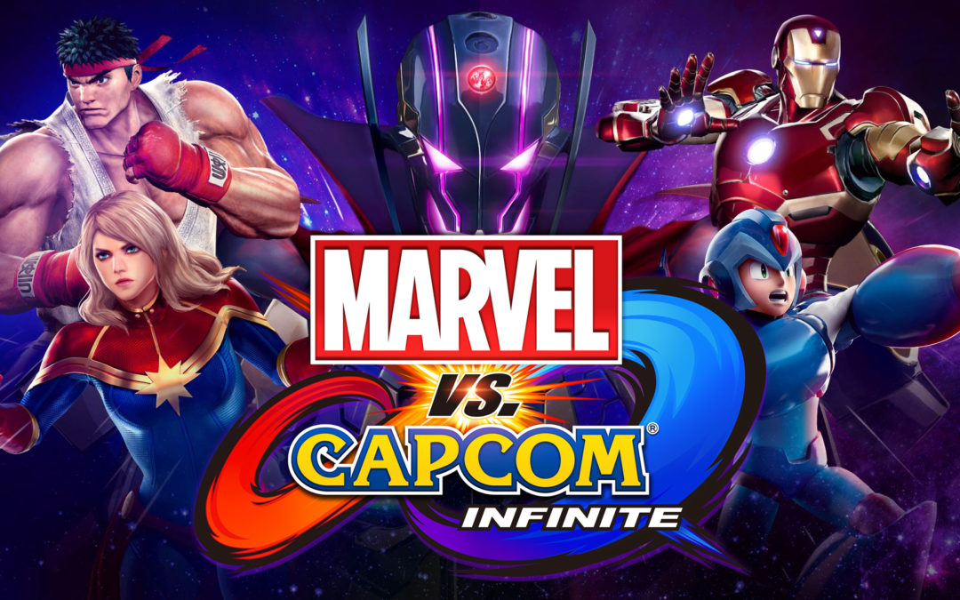 Análisis Marvel VS Capcom: Infinite