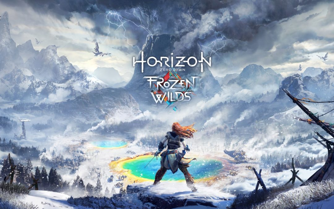 Tráilers de lanzamiento de Horizon Zero Dawn: The Frozen Wilds y Sonic Forces