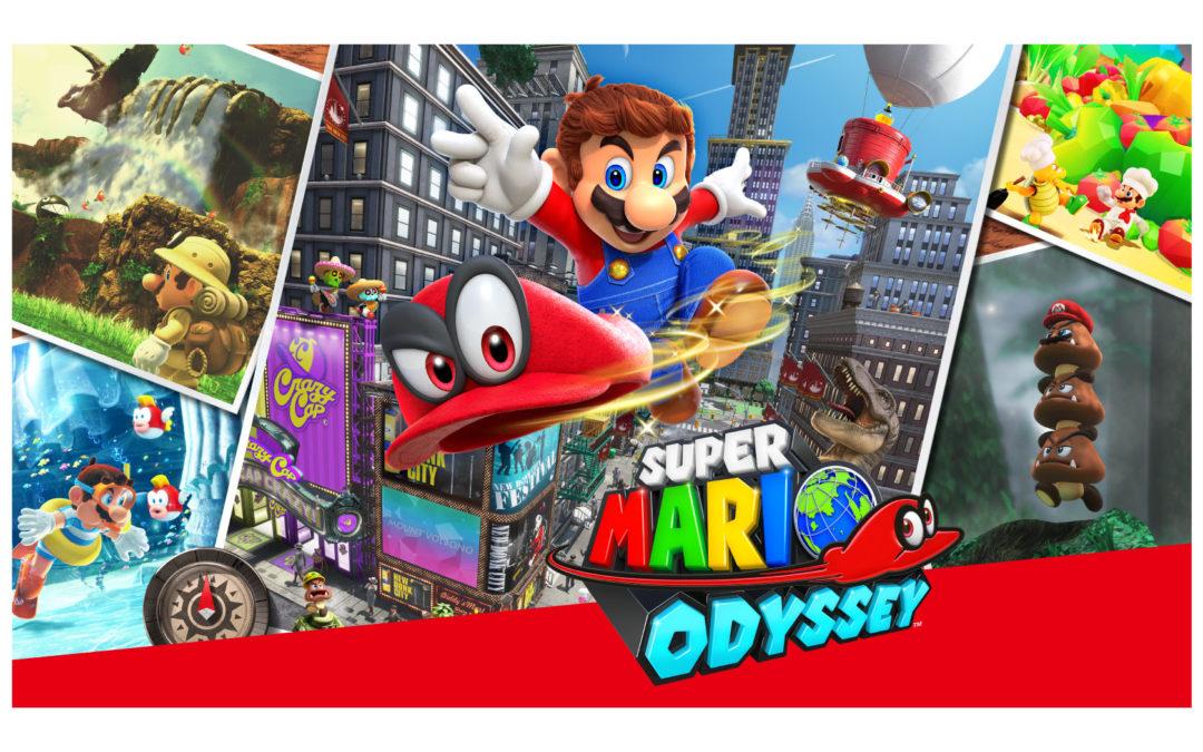 Récord de ventas para Super Mario Odyssey y curiosidades de la saga