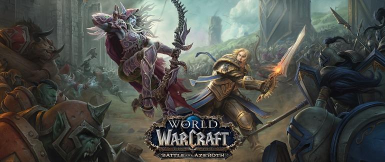 Servidores clásicos para World of Warcraft y nueva expansión, Battle for Azeroth