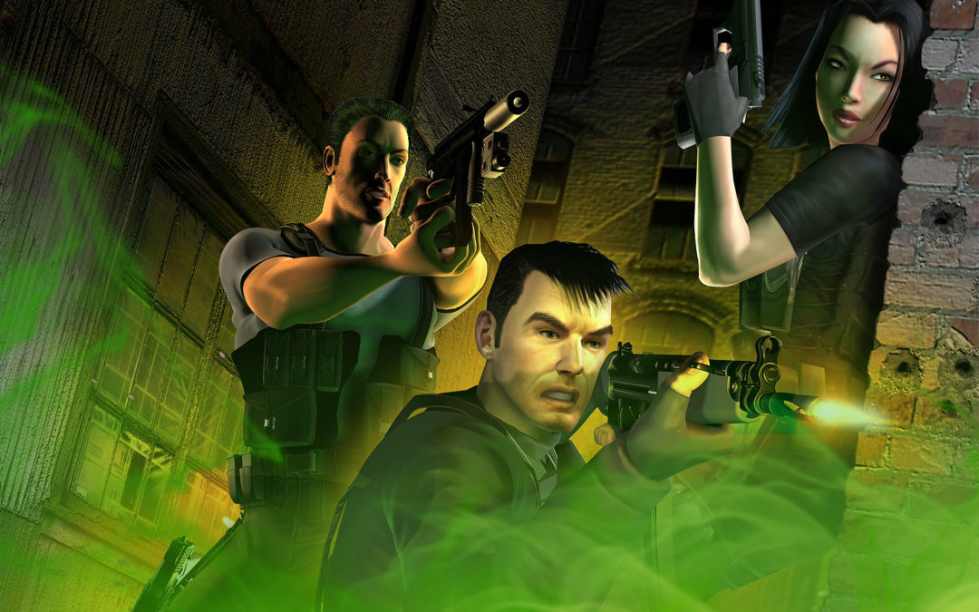 Sony Interactive Entertainment registra la marca Syphon Filter