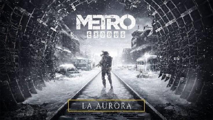 Fade to Silence anunciado, nuevo tráiler de Metro: Exodus